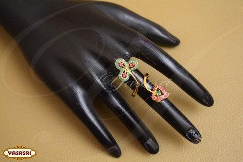 Latest Design Fingrer Ring