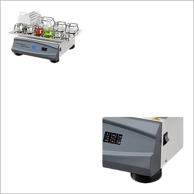 Benchtop Orbital Linear Switchable Shaker