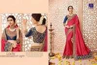 Designer Shachi Silk saree