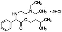 Camylofine dihydrochloride