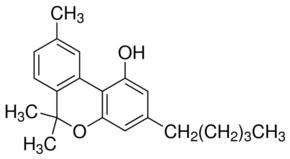 Cannabinol solution