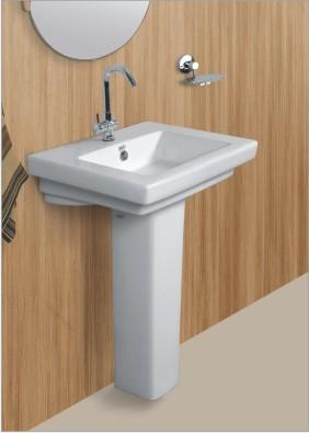 Pedetal Hand Wash Basin