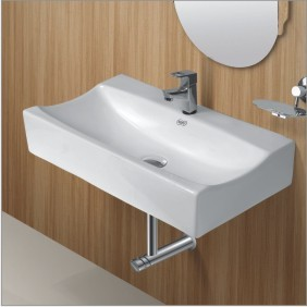 Designer White Basin