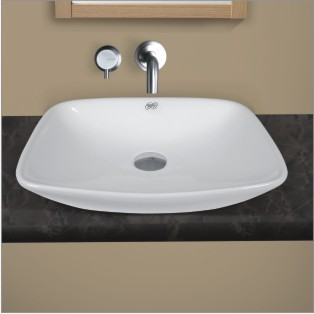 White Table Top Hand Basin