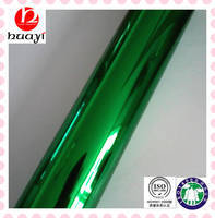 Green Hot Stamping Foil