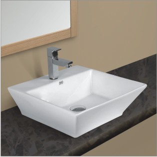 Square Table Top Hand Basin