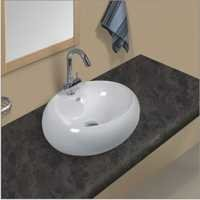 Round Table Top Hand Basin