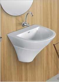 Designer Half Pedestal Basin
