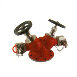 Double Controlled Hydrant Valve
