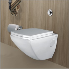 Ceramic Wall Hung bidet