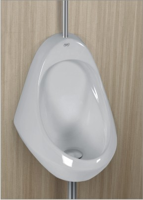 White Ceramic Urinal