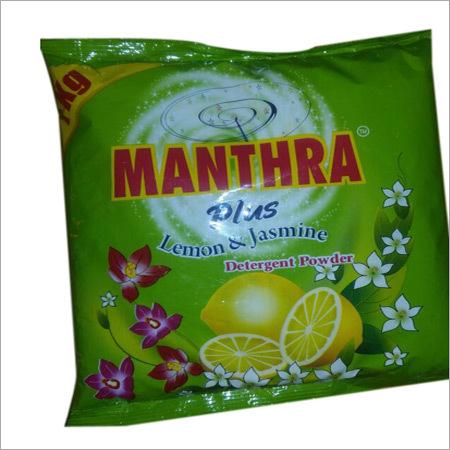 Lime Detergent Powder