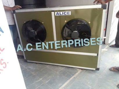 Industrial Refrigeration Chillers