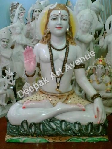 Marble Balaknath Statues