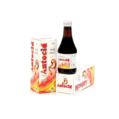 ayurvedic acidity relief syrup