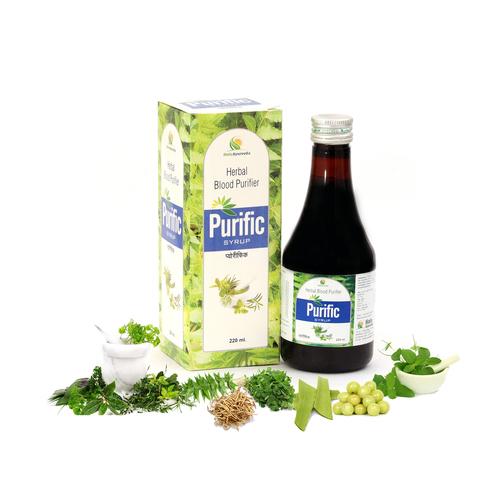 ayurvedic blood purifier syrup