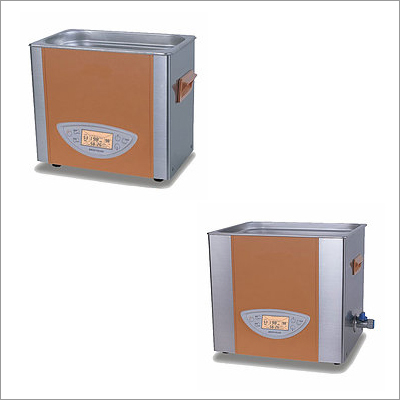 Dual Frequency Heating Ultrasonic Bath