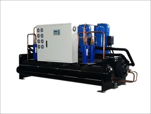 Water Cooled Scroll Chiller Plant