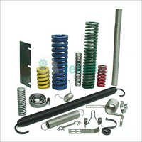 Metal Springs With Plating
