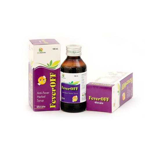 Ayurvedic Fever Syrup