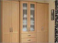 PVC Wooden Wardrobe