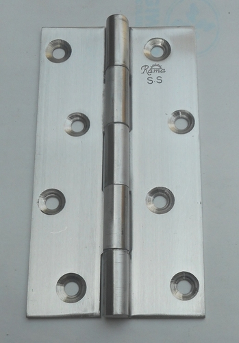 S.S. Heavy Cut Hinges