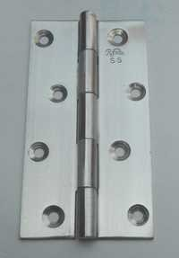 SS Heavy Cut Hinges