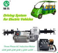 7.5kw 72v drive assembly for vehicle