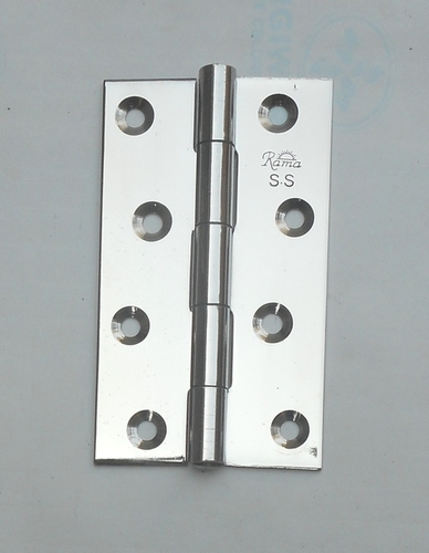 SS Medium Butt Hinges