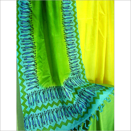 Double Dyed Unstitched Dress Material