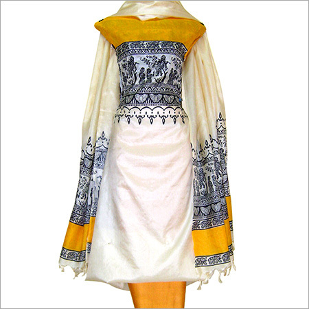 Traditional Silk Salwar Kameez