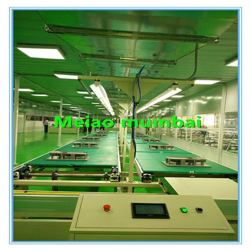 Led Street Lights Assembly Line Machine