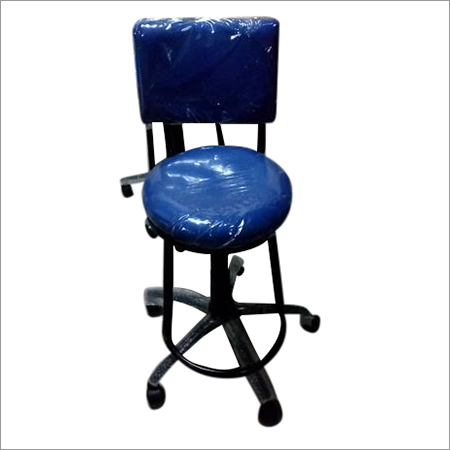 Height Adjustable Revolving Stool