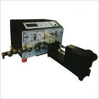 Pvc Wire Cutting & Stripping Machine With Twister