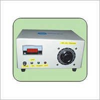 A-C High Voltage Taster