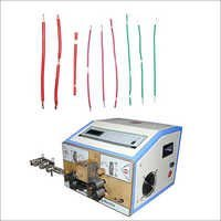 CNC PVC Wire Cutting & Stripping Machine