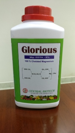 Glorious (Mg-EDTA) Micronutrient Mixed Fertilizer
