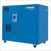 SF Series Boge Air Compressor