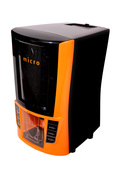 Micro Two Lane Hot Tea Coffee Vending Machi