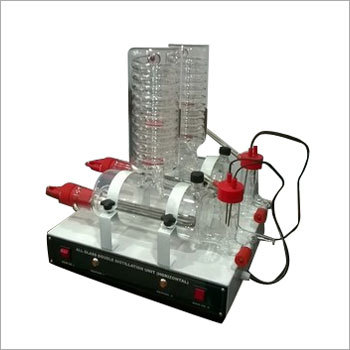 Double Stage Water Distillation Unit