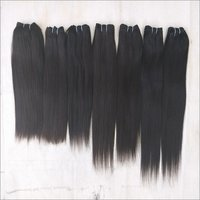 Raw Single Donor Straight Temple Human Hair,unprocessed Hair