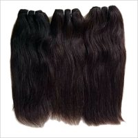 Natural Temple Straight Hair,