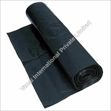 LDPE Black Polythene Sheets