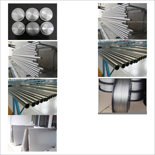 Zirconium Alloy Products