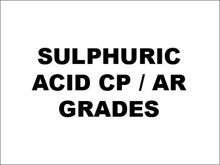 Sulphuric Acid CP Grade - Sulphuric Acid CP Grade Exporter