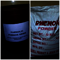 Phenolic Mortar
