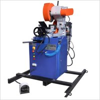 JE 350HA High Speed Semi Automatic Aluminum Cutting Machine