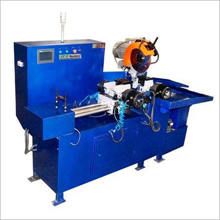 JE 325 350 AT S Automatic Pipe Bar Cutting Machine