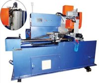 JE 485 AT S Automatic Servo Pipe Bar Cutting Machine