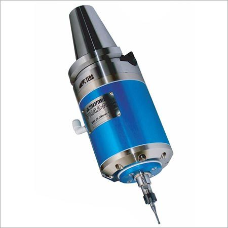 High Frequency Tera Spindle